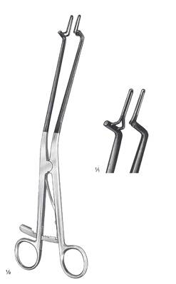 "Kogan endospecula, with ratchet, 3x23mm, 28cm, 11"", insulated for laser- and electrosurgery"