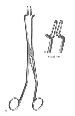 Kogan endospecula, with ratchet, 6x23mm, 24cm, 9 1/2""