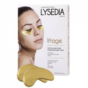 LIFTAGE ANTI-AGING EYE PATCH  (5párů)